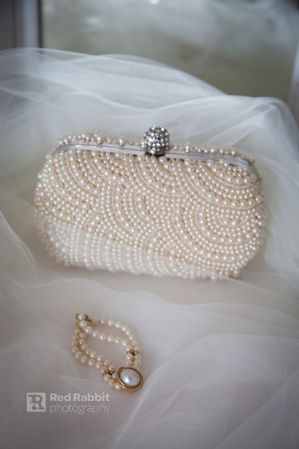 Wedding Pearl bag