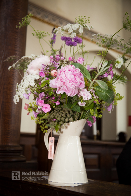 Church bouquet