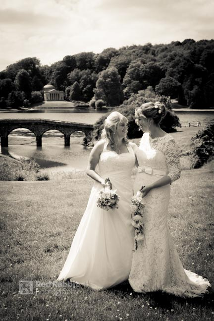Brides Photography Stourhead