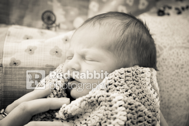 newborn photography bath