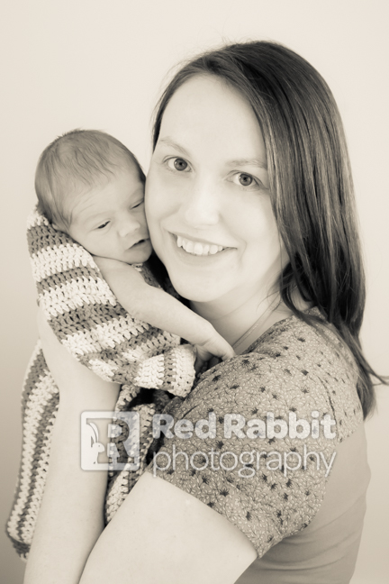 mother and baby photography